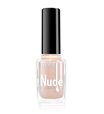 LuxVisage Nude Лак для ногтей тон 502 10г