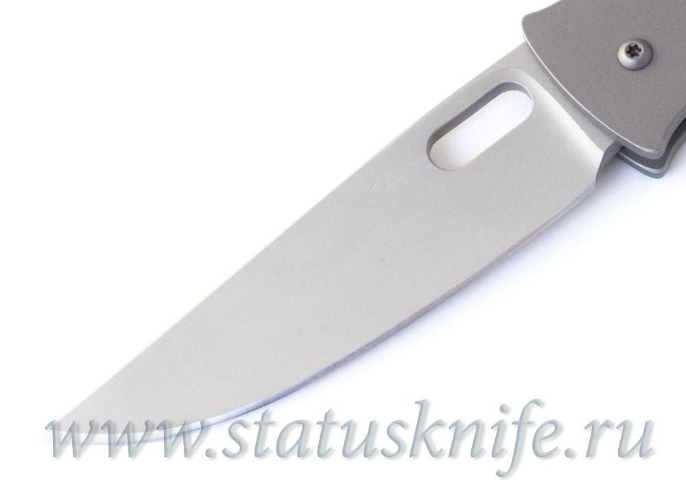 Нож Medium Covert Stellite 6K Tom Mayo - фотография