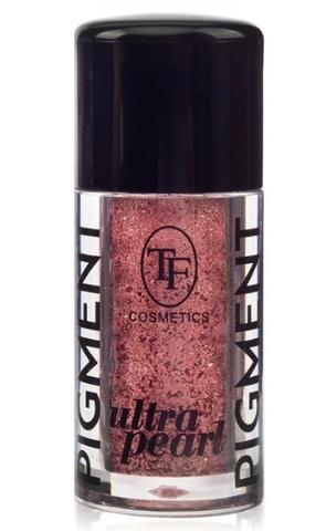 ТФ Рассыпчатый сияющий пигмент тон 06 розовый  с золотым сиянием ULTRA PEARL PIGMENT PG01