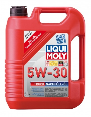 Liqui Moly Truck Nachfull Oil 5W30  Доливочное моторное масло