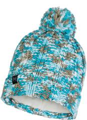 Шапка вязаная с флисом Buff Hat Knitted Polar Livy Aqua