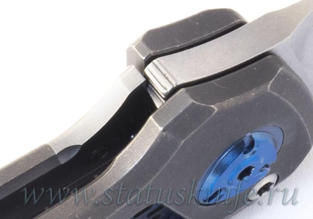 Нож Liong Mah Designs XV Integral - фотография