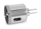 Алмазная коронка MESSER-DIY по стеклу, керамической плитке, керамограниту и мрамору 35мм