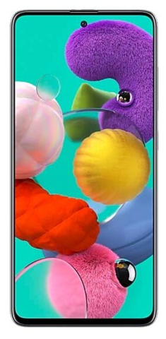 Смартфон Samsung Galaxy A51 64GB Красный