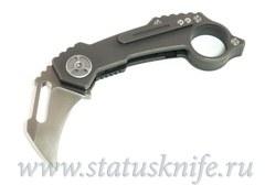 Нож Quartermaster QTR-5z stonewash