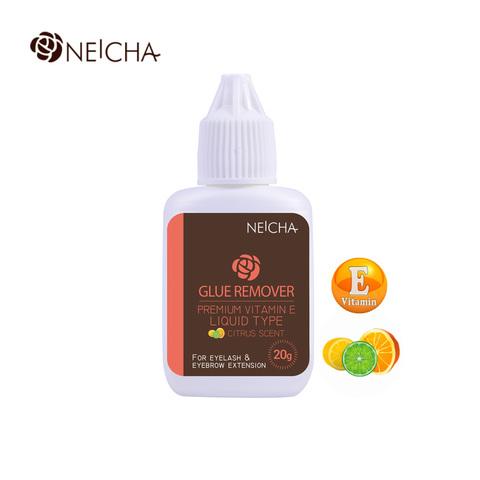 Ремувер Neicha жидкий с витамином Е цитрус 20мл
