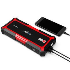 Пусковое устройство Carku Pro 30 заряжает смартфон