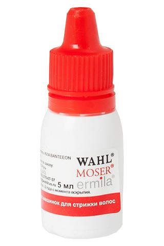 Масло для смазки машинок Moser 5 мл