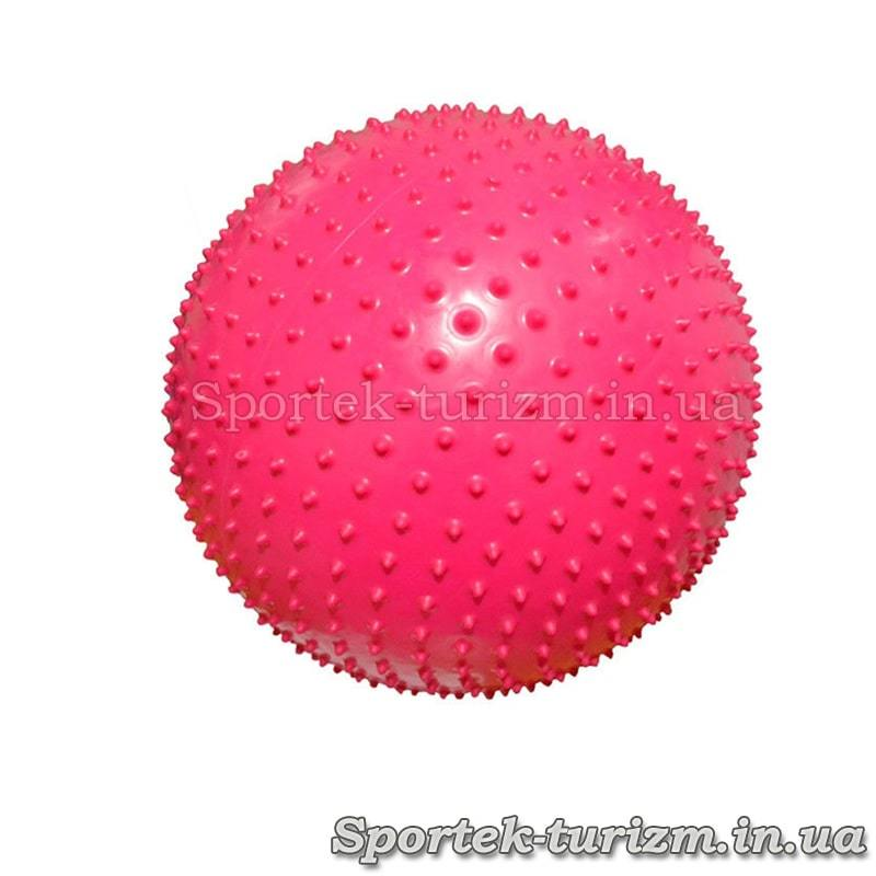 М'яч для фітнесу масажний діаметром 55 см