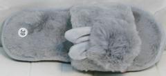 Красивые тапочки для дома женские Yes Mile A-08 Gray