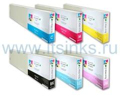 Комплект из 6 картриджей ES3 для Mimaki 440 мл