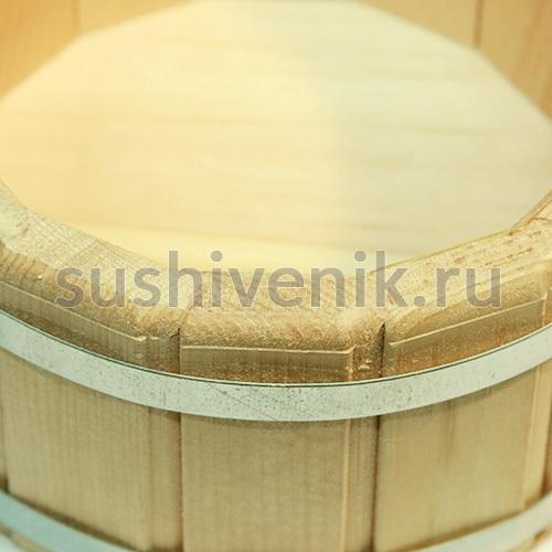 Ковш из кедра сибирского, 1 л