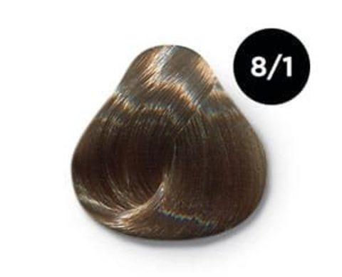 Ollin Silk Touch Безаммиачный стойкий краситель 8/1, 60 мл