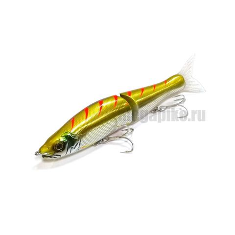 Воблер Daiwa x Gan Craft AJ Jointed Claw 148F / Golden Gigo (07401052)