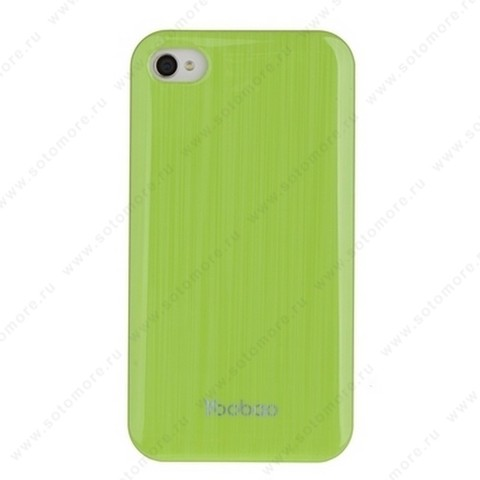 Накладка Yoobao для iPhone 4S/ 4 - Yoobao Filar Beauty Protect Case Green