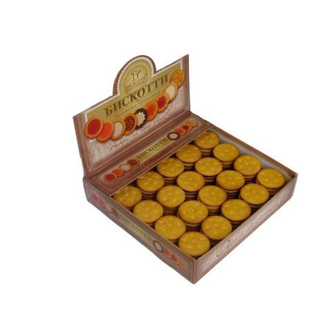 Печенье Бискотти Шокко с шоколадом 1.75 кг