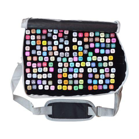 Набор спиртовых маркеров TOUCH COOL в сумке-пенале с наплечным ремнем, 168 цветов