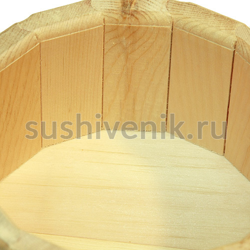 Бондарный ковш из кедра, 1 л
