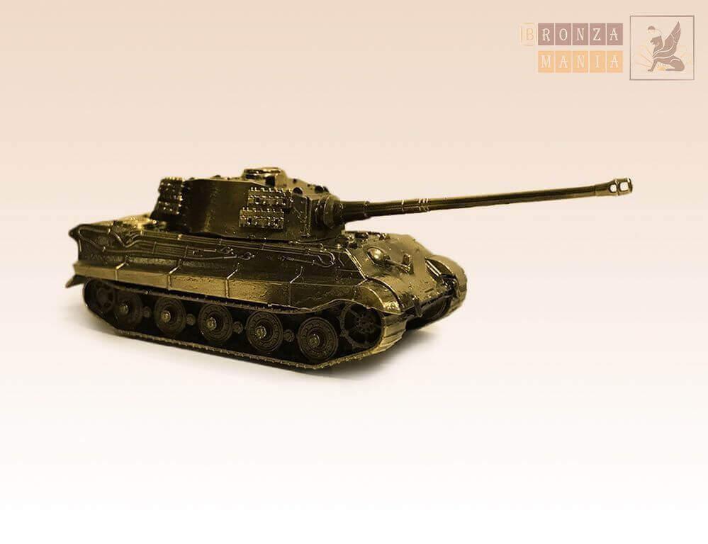 фигурка Танк Королевский Тигр II - Panzerkampfwagen VI Ausf. B (1:100)