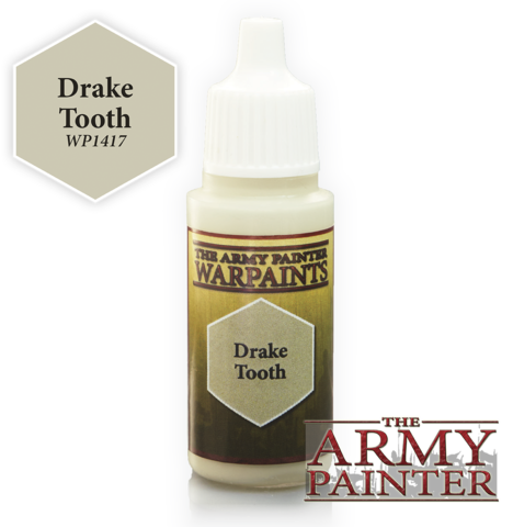 War Paints: Drake Tooth