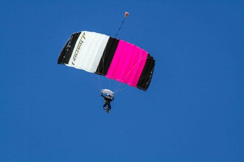 Основной парашют Icarus Student