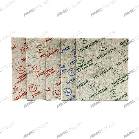 159605 RoxelPro Абразивная губка Softback 140 x 115мм, Medium