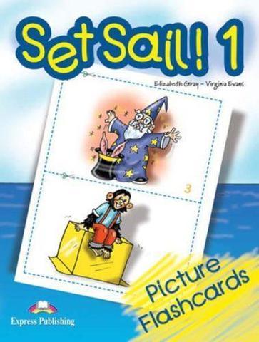 Set Sail 1 flashcards. Раздаточный материал совместимый с Spotlight Starter