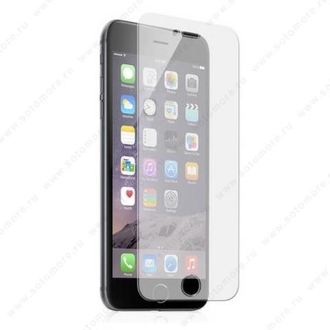 Стекло защитное SOTOMORE для Apple iPhone 6s Plus/ 6 Plus - толщина 0.33 mm в техупаковке заднее