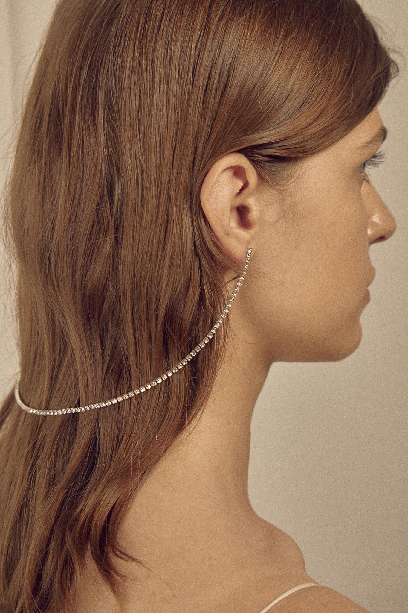 Серьга-украшение для волос ANAIS I