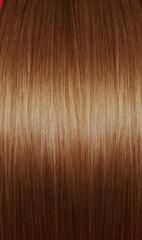 Тресс из натуральных волос длина 52 см,цвет #6-темно-русый
