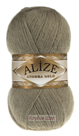 Angora GOLD Alize 398 Ментол - фото