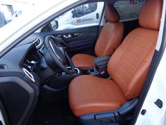 Чехлы на Nissan Qashqai II 2014–2019 г.в.