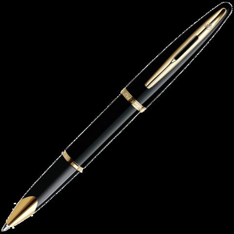Waterman Carene - Black Sea GT, ручка-роллер, F, BL