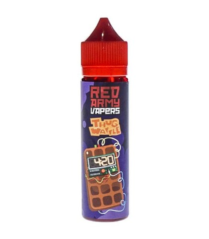 Red Army Vapers Red Army Vapers: Жидкость Thug Waffle