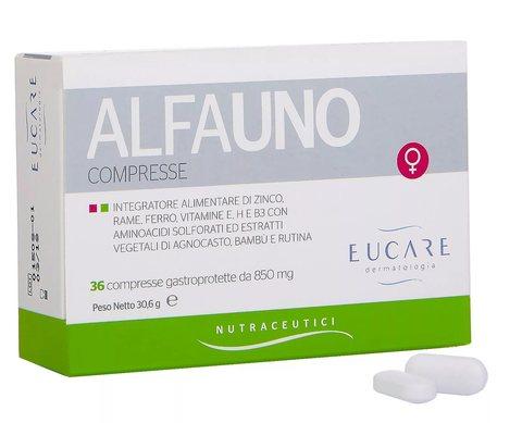 АЛЬФАУНО таблетки ALFAUNO