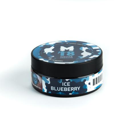 Табак M18 Smoke Grenade Ice Blueberry 100 г