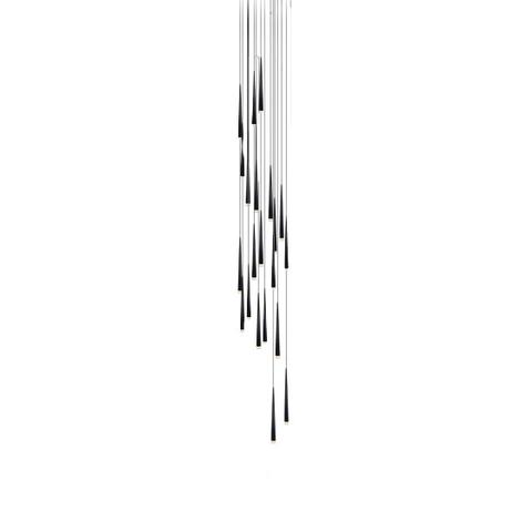 Подвесной светильник копия Slim by Vibia (24 плафона)