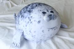 Подушка-игрушка антистресс «Тюлень» 3