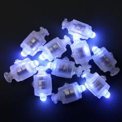 Подсветка в шар Белого свечения с кнопкой, 10 шт.