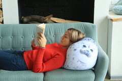Подушка-игрушка антистресс «Тюлень» 5