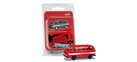 Herpa 012591 Мини-набор для самостоятельной сборки VW T3 Bus, НО
