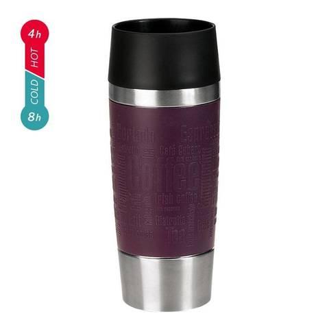 Термокружка Emsa Travel Mug (0,36 литра), фиолетовая