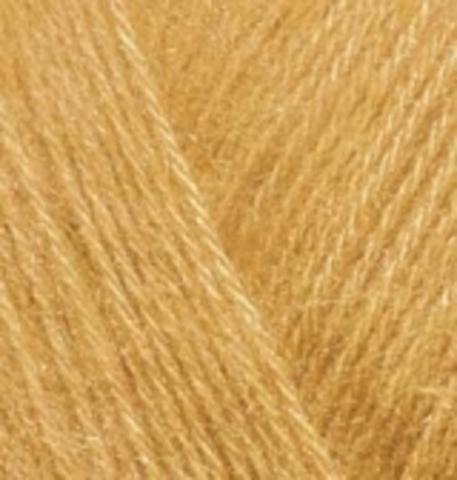 Купить Пряжа Alize Angora Gold Код цвета 002 | Интернет-магазин пряжи «Пряха»