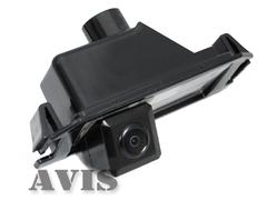 Камера заднего вида для Kia Genesis Couple 12+ Avis AVS312CPR (#026)