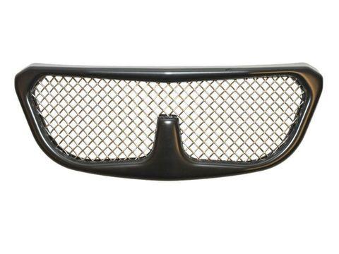 Защита масляного радиатора BMW R1200GS/GSA черная