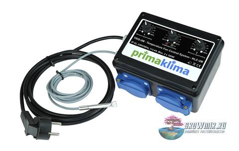 Температурный контроллер для вентиляции Prima Klima KLC-2M