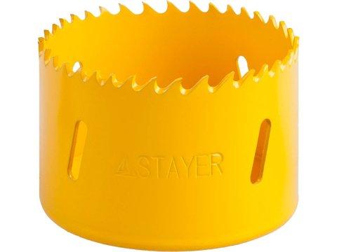 STAYER Procut 64мм, коронка Би-металлическая, универсальная