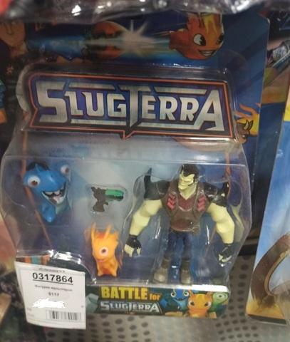 Slugterra герои
