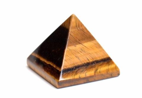 Пирамидка тигровый глаз