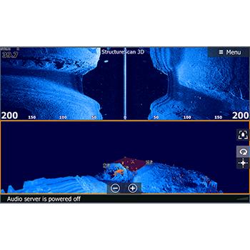 Снимок экрана StructureScan 3D